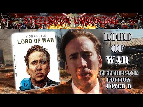 Unboxing - Lord of War - Futurepack Edition - Cover B