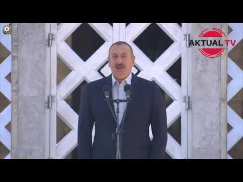 Президент Азербайджана: Как армяне ни старались, они не смогли представить Шушу как армянский город