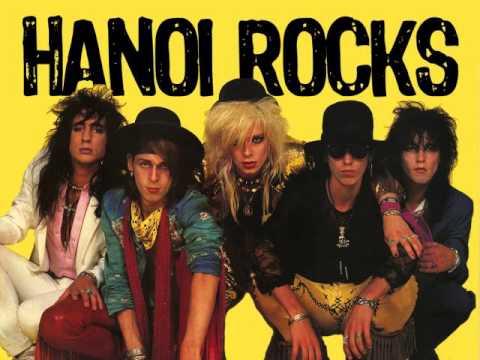 Hanoi Rocks Tähän Liittyvät Artistit