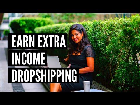 HOW TO EARN EXTRA INCOME DROPSHIPPING | Dropship Tutorials Step By Step Guide - Part:1 thumbnail