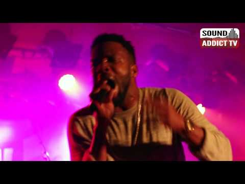 Agent Sasco - Health & Wealth at RAW Dancehall Live /Belgium