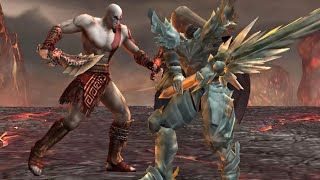 [TAS] Soul Calibur Broken Destiny - Kratos (PSP)