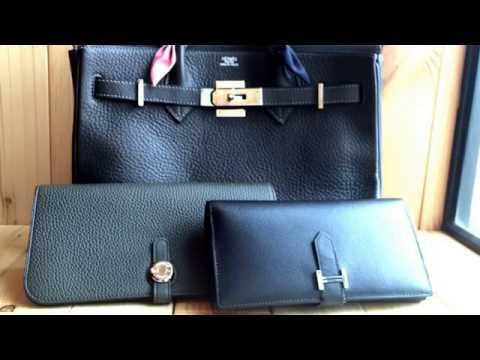 kelly hermes wallet - How To Spot a Fake Herm��s Wallet - YouTube