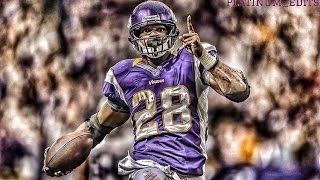 "Adrian Peterson ""All Day""  