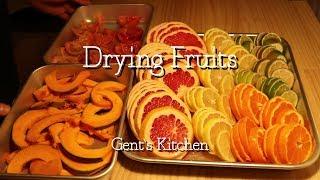 과일 말리기 | 식품 건조기