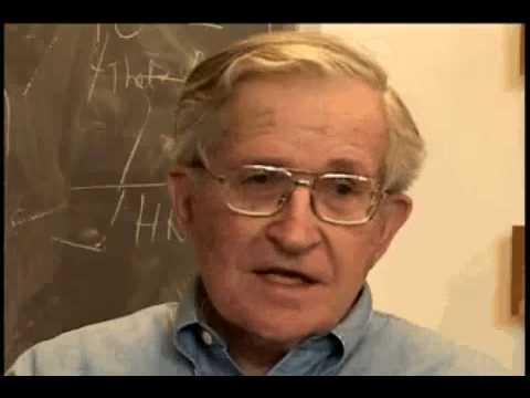 Noam Chomsky: Hykleri i Afghanistan
