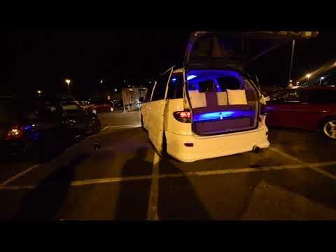 Unknown Car society at Cruise Life Uk meet - 25/02/18