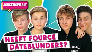 FOURCE OVER DATEN | JONGENSPRAAT #4 | TinaTV