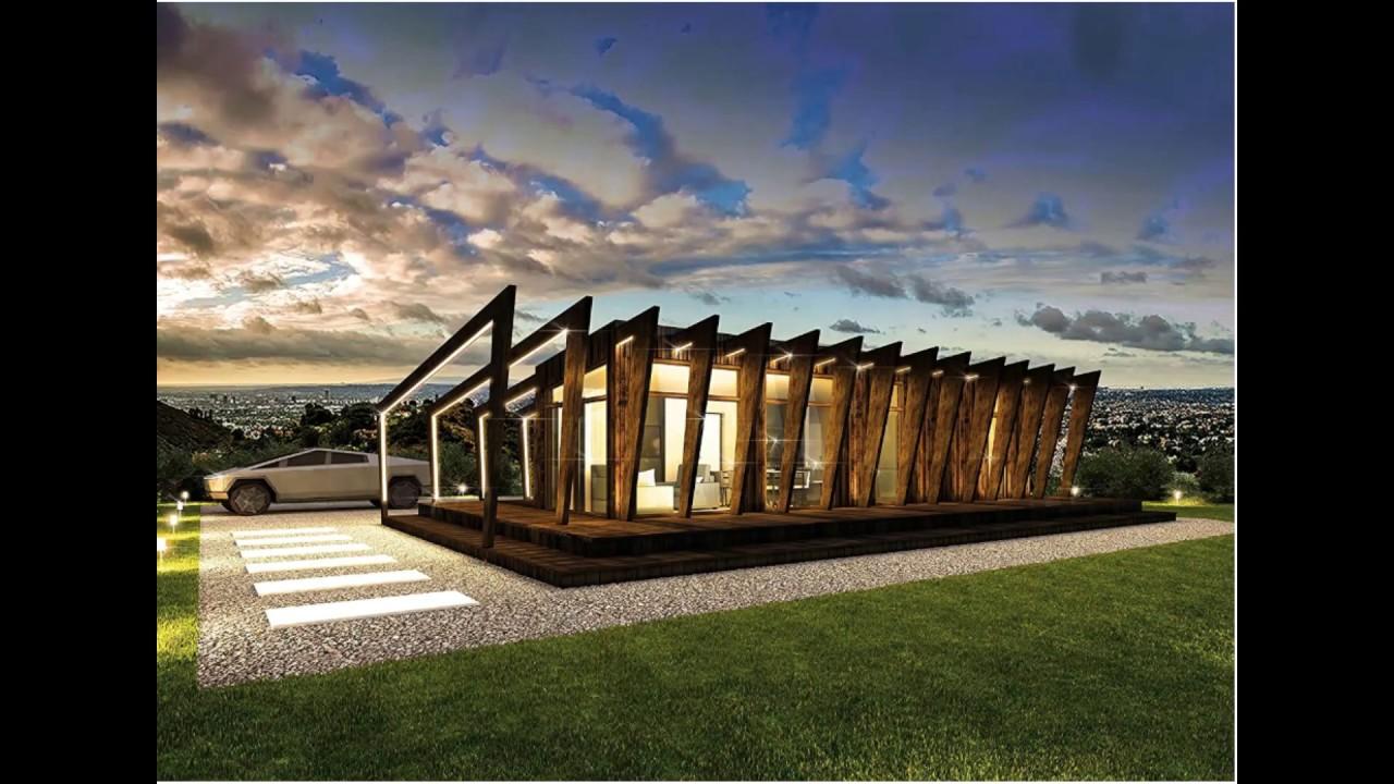 Amazon Ecohousemart Cliff Premium Prefabricated Modular House Youtube