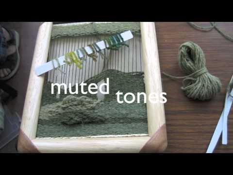 tapestry weaving.mov