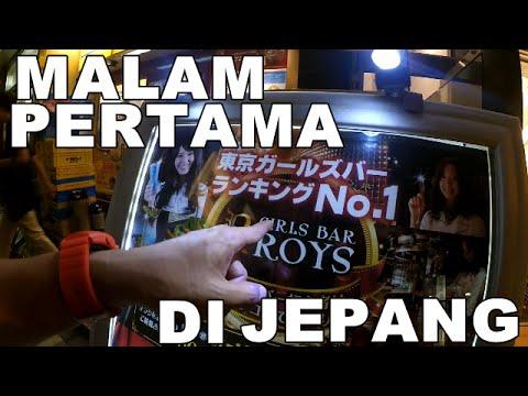 MALAM PERTAMA DI JEPANG | JAPAN PART 1 - #BLAR 050