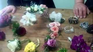 Repeat youtube video Hottest Trends in Prom Corsages by Carithers Flowers