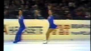 Tai Babilonia and Randy Gardner-1979 Worlds (1 of 2)