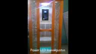 Infrapunasaun i Cube Lux II