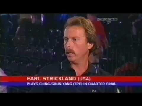 Earl Strickland vs Steve Davis - World Pool Championship 2003 (1/8)