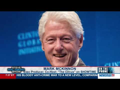 Malzberg   Mark McKinnon discusses his show, and news of the day