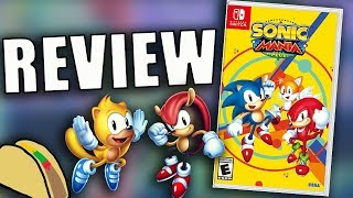 Sonic Mania Plus For Nintendo Switch Review