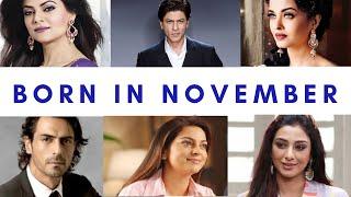 Bollywood Celebs born in November