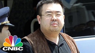 Police Arrest Woman Over Death Of Kim Jong Un's Half Brother: Bottom Line | CNBC