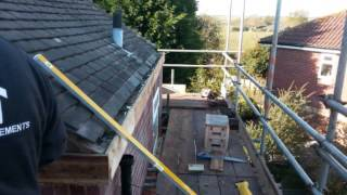 Concrete Guttering  Removal fleckney Thumbnail