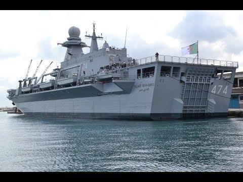  الجزائر: السفينة الحربية قلعة بني عباس