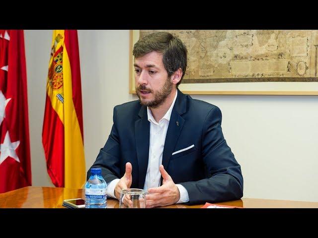 ¿Por qué emprender en Madrid?