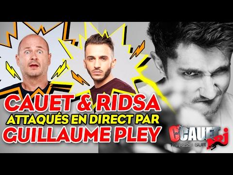Cauet et Ridsa attaqués en direct par Guillaume Pley - C'Cauet sur NRJ