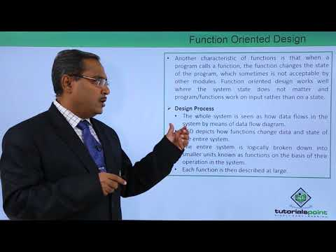 Function Oriented Design Youtube