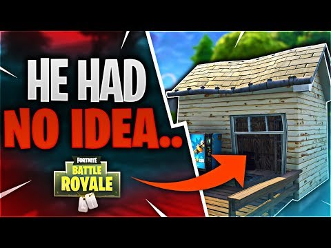 HE HAD NO IDEA! Feat. Basicallyidowrk, FearItself & BertTheBigHurt (Fortnite Battle Royale)
