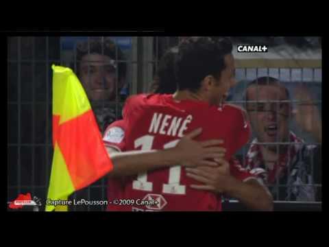 [2009/2010] 2009/10/4 8R AS Monaco 2-1 Marseille Park goal