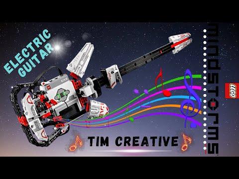 EL3CTRIC GUITAR EV3 + КОНКУРС!!!