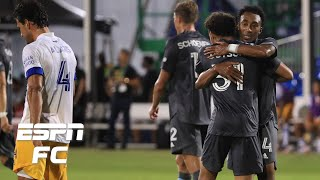 San Jose Earthquakes 1-4 Minnesota United: Underdogs advance to semifinals | MLS Highlights