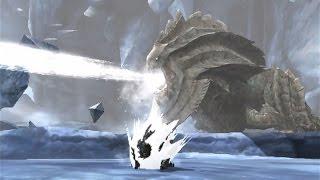 3DS『モンスターハンター4G』 プロモーション映像4