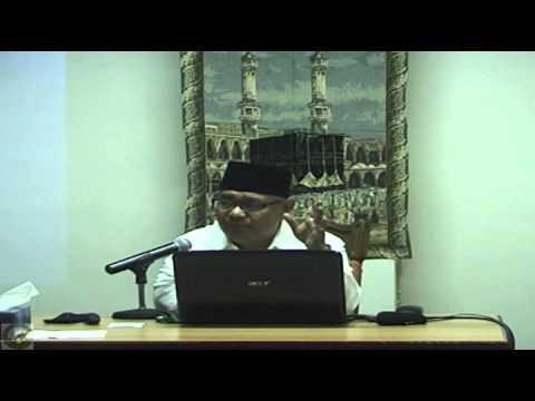Q/A: Doa Sebelum Tidur - Ust. Dr. Sutrisno Hadi - Masjid KJRI Los Angeles
