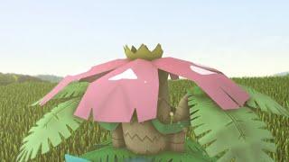 Pokemon X Digimon - Bulbasaur Evolution