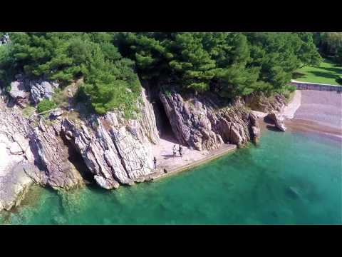 Travel - living the life in Montenegro.                                        Sveti Stefan , Kotor