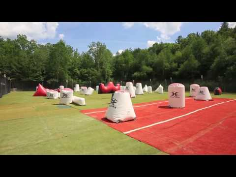 Explore the Boston Paintball Maynard Outdoor Facility