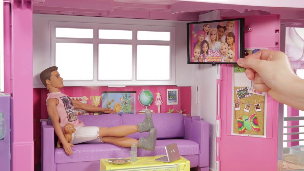 barbie ruya evi fhy73