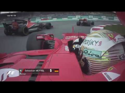 2017 Malaysian Grand Prix: Best Onboards