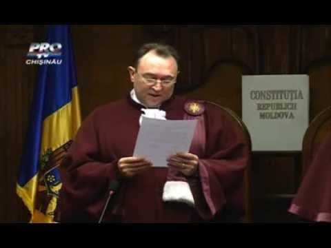 Limba Romana - Limba Oficiala in Rep. Moldova. Curtea Constitutionala a decis.