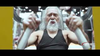 81-year-old fitness maniac: An old man in a young man's body