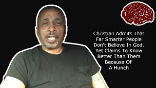 Why Do Christians Blame Atheists For Their Own Failures?