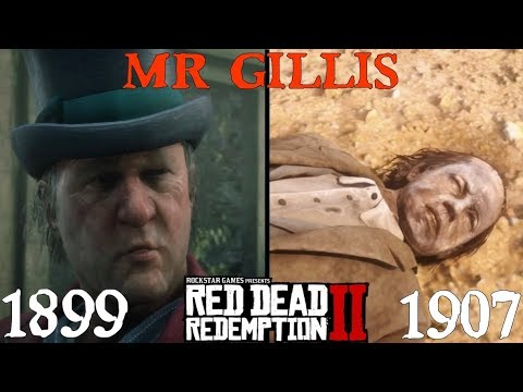 Mary Linton's Fathers Corpse Easter Egg | Red Dead Redemption 2 thumbnail