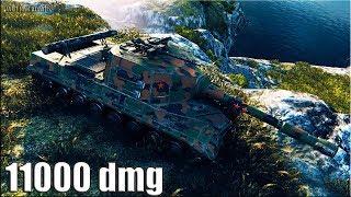 ШИКАРНАЯ ПОЗИЦИЯ ДЛЯ ПТ САУ + СЧАСТЛИВЫЙ ФИНАЛ 🌟🌟🌟 Объект 268 World of Tanks лучший бой