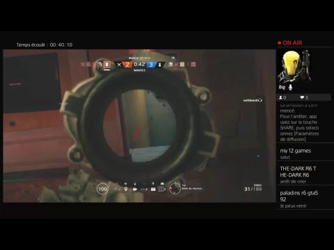 Live R6 ROAD TO CLASSED !!!
