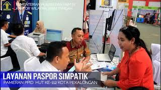 Pelayanan Paspor Simpatik Kantor Imigrasi Pemalang