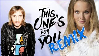 REMIX David Guetta ft. Zara Larsson - This One's For You Wales EURO 2016