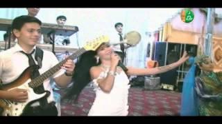 Maral Ibragimowa - Sen yanymda bolgin (Full HD)