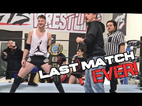 LOSER LEAVES GTS FOREVER! Saturday Nights GREAT EVENT Wrestling PPV