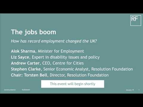 The jobs boom: How has our employment surge changed Britain?